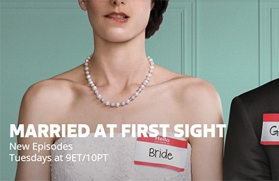 Married at First Sight season 2 – video wall
