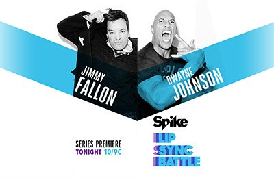 Lip Sync Battle – double sidekick skin with superheader and video overlay